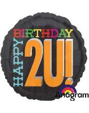 Happy Birthday 2U!