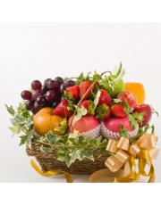 Golden Fruity Basket